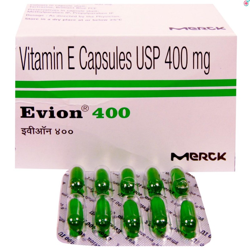 Evion 400 (Vitamin E)