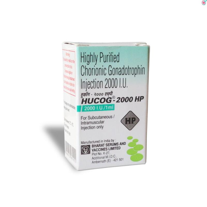 HUCOG 2000 HP Injection