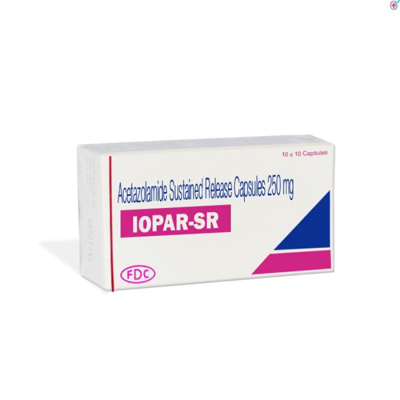 Lopar SR 250 mg