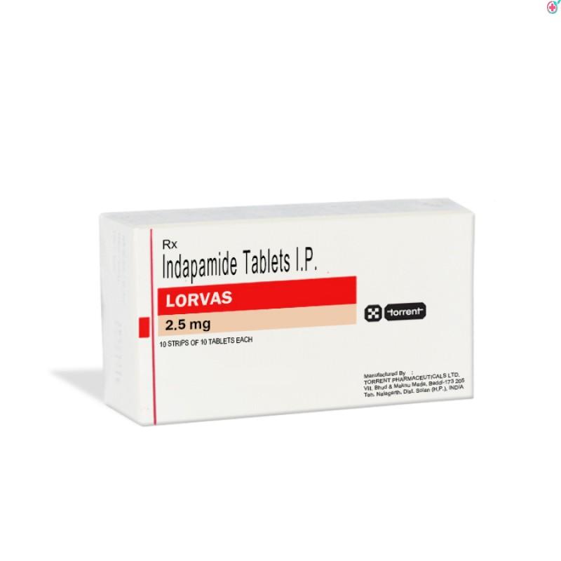 Lorvas 2.5 mg