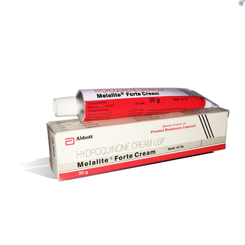 Melalite Forte Cream 4% - 30gm