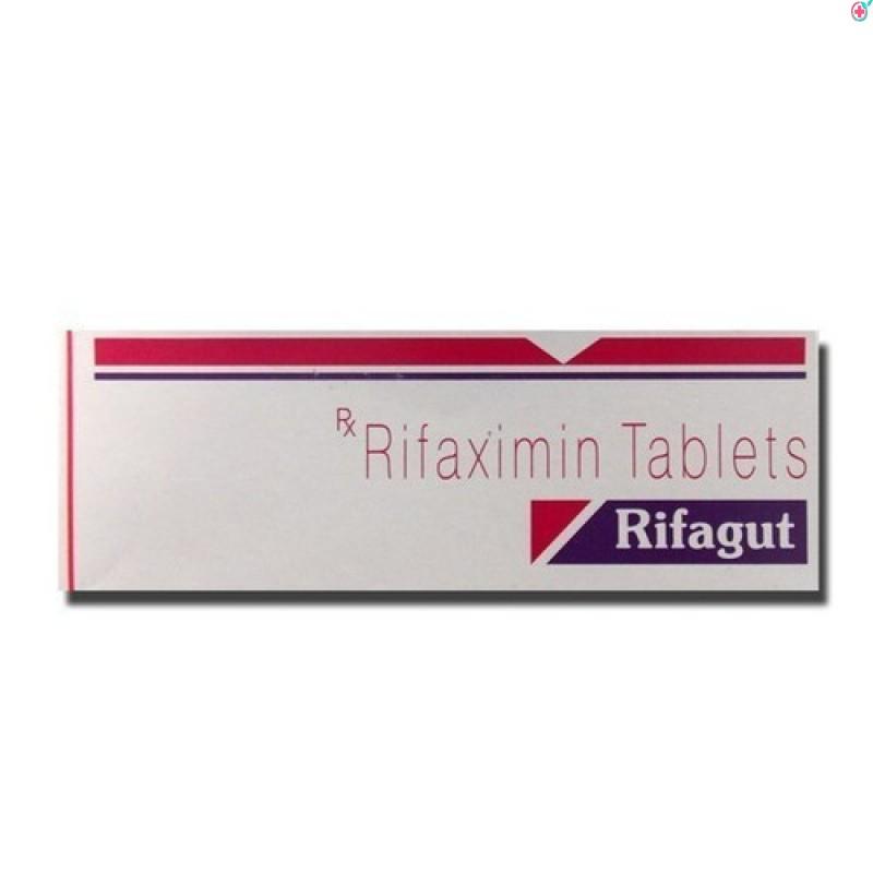 Rifagut 200 Tablets (Rifaximin)
