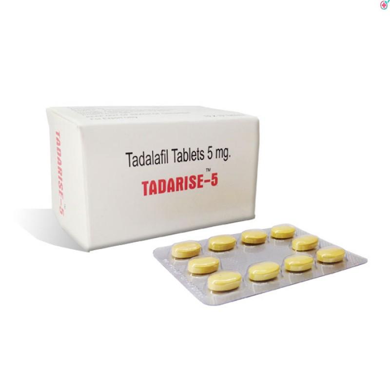 Tadarise 5 (Tadalafil 5mg)