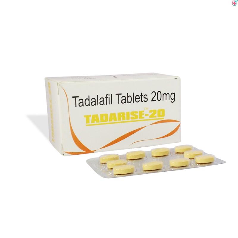 Tadarise 20 (Tadalafil 20mg)