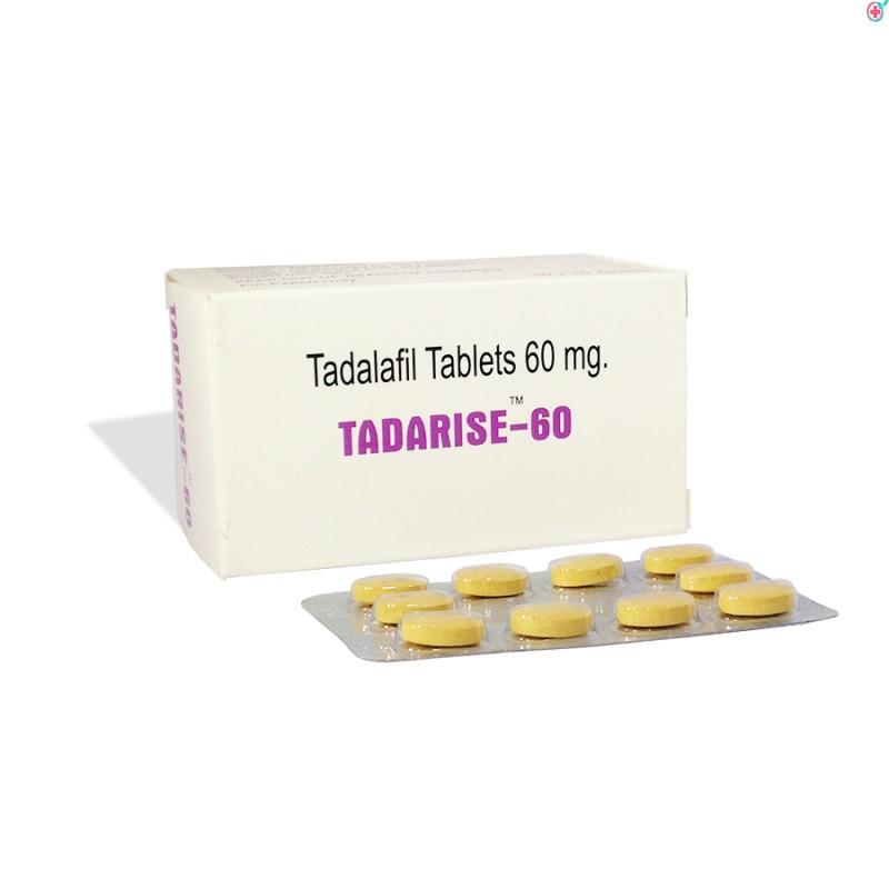 Tadarise 60 (Tadalafil 60mg)