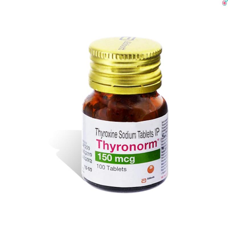 Thyronorm 150 (Thyroxine Sodium 150mcg)