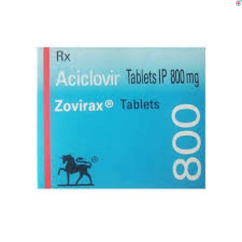 Zovirax 800 (Acyclovir 800mg)